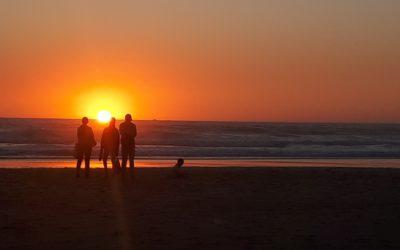 De la méditation et des couchers de soleil