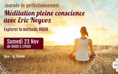 Une Journée de méditation chez Nava Yoga